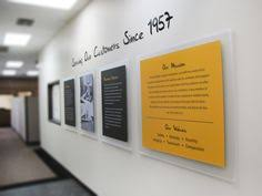 Corporate Office Decorating Ideas Indoor Building Signs Chicago Commercial U0026 Office Cushing