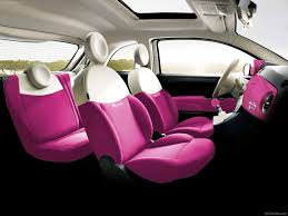 barbie cars with back seats fiat 500 barbie concept 2009 pictures information u0026 specs