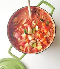 hearty vegetable soup u2014 whole living lauren