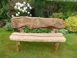 Wooden Garden Furniture Rustic Wooden Garden Benches 81 Furniture Images For Rustic Wood