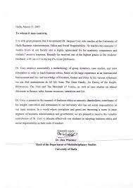 Job Resume Haifa by Appreciation Letter Appreciation Letter By Onn Winckler Head Of