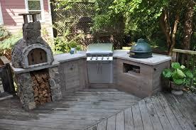 Simple Outdoor Kitchen Designs Uncategorized Outdoor Kitchen Designs With Pizza Oven With