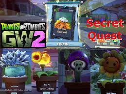 plants vs zombies garden warfare 2 plant secret quest backyard