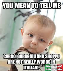 Growing Up Italian Australian Memes - josie s juice growing up italian australian memes humor
