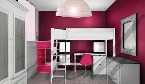 des chambre pour fille couleur chambre pour fille et garcon peindre une ado
