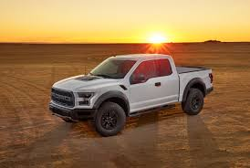 Ford Raptor Truck 2017 - ford shows off it 2017 raptor u0027s performance off roading