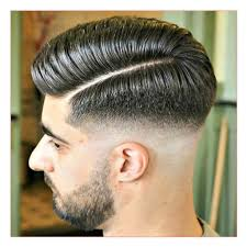 mens haircut how to along with haircut for men with thick hair