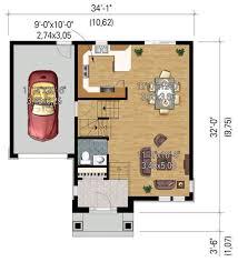 plan de maison avec cuisine ouverte cuisine ouverte avec comptoir 11 cuisine contemporaine bois et