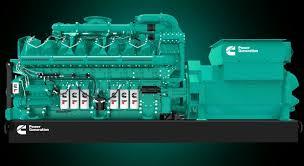 mine site testing for cummins u0027 biggest ever generator set
