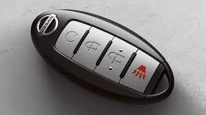 nissan murano intelligent key features