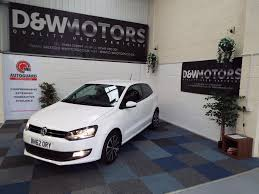used volkswagen polo match 1 4 cars for sale motors co uk