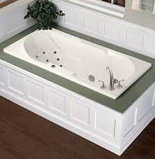 mti designer collection elan vital drop in bathtub