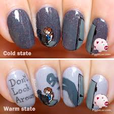 nail art 47 remarkable nail art halloween picture inspirations