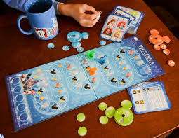 not bored with disney board games disneyexaminer