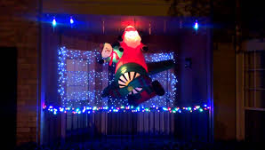 Patio Christmas Lights by Christmas 2012 Apartment Porch Decorations Youtube