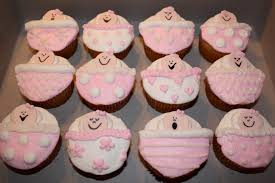 baby shower cupcake ideas for a home decorating interior
