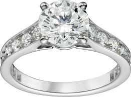 cartier solitaire rings images Crn4164600 1895 solitaire ring platinum diamonds cartier png