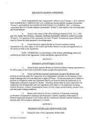 Commercial Lease Termination Agreement Exhibit