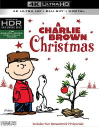 charlie brown christmas lights a charlie brown christmas 4k 1965 ultra hd 2160p remux blu ray