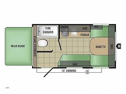 bus motorhome floor plans bus motorhome floor plans beautiful new cers for sale rvs near