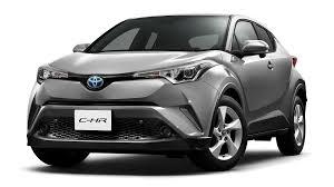 toyota chr interior toyota c hr specs for japanese market released