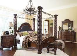 b553 canopy bedroom set