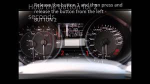 how to reset service light indicator seat ibiza 2004 2014 youtube