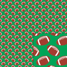football wrapping paper silhouette design store view design 229920 football pattern