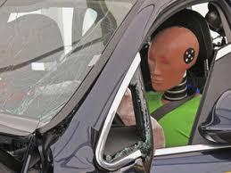 new crash test dummy to gain pounds to reflect fatalities among