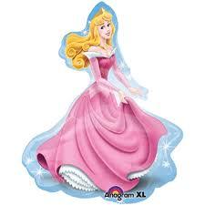 disney princess aurora supershape foil balloon