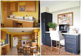 Kitchens Before And After Renovation Photos Kitchen Renovation Files Inspiration Board Lily Field Co