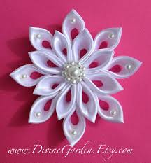 kanzashi hair ornaments kanzashi in hair search the picnic