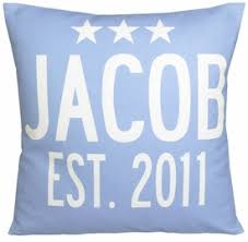 personalized pillows for baby personalized baby pillows baby keepsake gifts