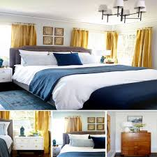 yellow bedrooms blue gray and yellow bedroom organizing ideas for bedrooms