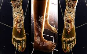 arabic henna tattoos temporary design ideas legs henna tattoo