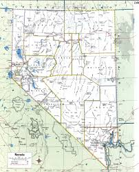 Topographical Map Of Usa by Nevada Topographic Mapfree Maps Of Us