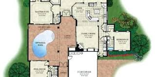 home plans with pools beautiful pool designs shingle house plan photo 071s 0002 plans