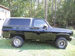 gmc jimmy 1980 1989 chevrolet blazer overview cargurus