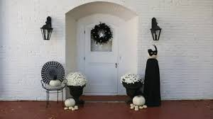 halloween decoration ideas for a spooky front porch youtube