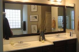 Bathroom Sink Mirrors How To Use Bathroom Mirrors When Decorating Your Home Doors By