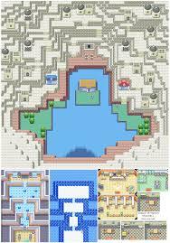 Ruby Map Game Boy Advance Pokémon Ruby Sapphire Sootopolis City The