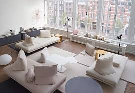 urban living room decor prado sofa and estampe sideboard by ligne roset interior design