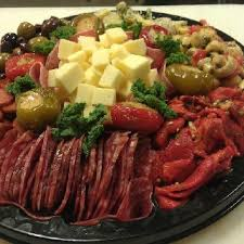 no italian thanksgiving would be complete without antipasto
