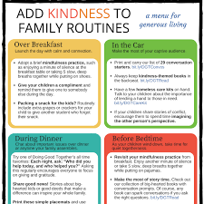 30 day kindness challenge u2014 doing good together