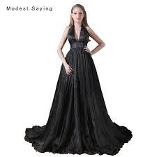 robe de mari e gothique dos nu gothique sorcière style noir a ligne halter robes de