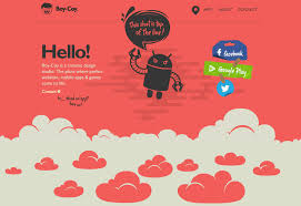 cool app websites 20 best websites with parallax scrolling of 2013