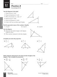 Sin Cos Tan Worksheet Geometry Chapter 9 Worksheets Trigonometric Functions Sine