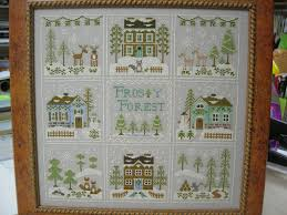 Country Cottage Needlework by In Stitches Shop Blog September 2014