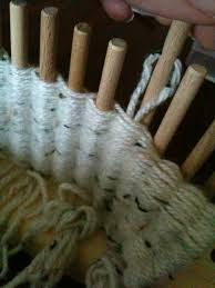 How To Make A Rag Rug Weaving Loom 409 Best Weaving Looms Images On Pinterest Weaving Techniques