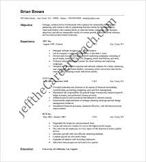ceo resume template cto cover letter top 10 resume templates it